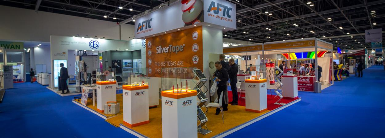 AFTC and Velcro Brand Construction Team BIG5 Dubai